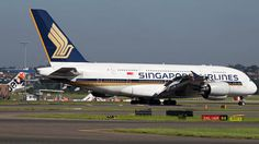 9V-SKF - Singapore Airlines Airbus A380 photo (91 views)