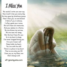 I miss you and words cannot express the pain that is constantly with me as I try to live without you. Wait for me in heaven Robbie!