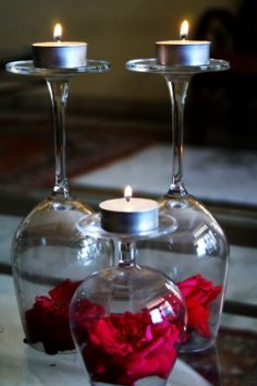 Do It Yourself: Indian Wedding Centrepieces !