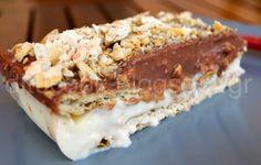 Γευστικές απολαύσεις από σπίτι: Γλυκό ψυγείου