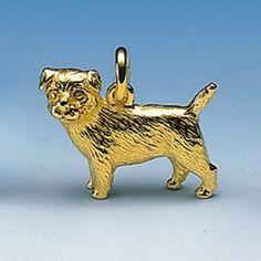 Anhänger Norfolk-Terrier