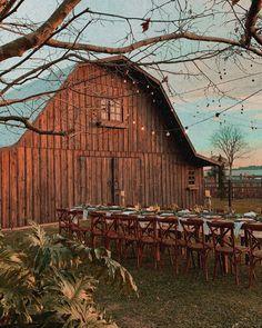 rustic barn wedding table, wedding decorations Diy Wedding Decorations, Wedding Themes, Wedding Blog, Wedding Colors, Wedding Venues, Dream Wedding, Wedding Ideas, Rustic Weddings, Wedding Quotes