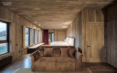 Luxury at the Ends of the Earth: Awasi Is a Rustic Chilean Getaway | Projects | Interior Design