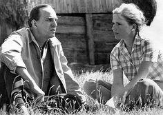Liv Ullman & IngmarBergman
