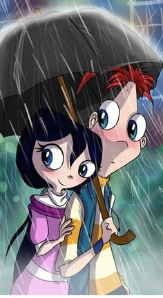Phineas And Isabella, Phineas Et Ferb, Milo Murphys Law, All You Need Is Love, Gravity Falls, Pixar, Sonic The Hedgehog, Fan Art, Purses