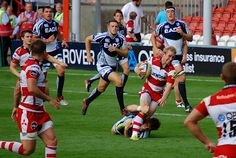 Gloucester Rugby vs Cardiff Blues