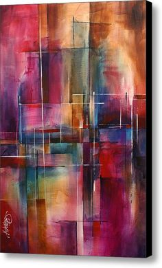 ' City Limits ' Canvas Print / Canvas Art By Michael Lang