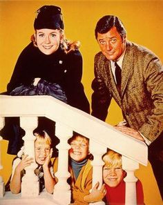 Nanny and The Professor - loved this show. I think it was only on for 1 or 2 seasons.