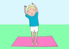 """Bedtime is one of the trickiest transitions to navigate with children. One day might be smooth sailing, with all children in bed and sleeping before … Continue reading """"Try this Bedtime Yoga Sequence with the Family"""""""