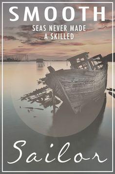Smooth Seas by Edward Houstman