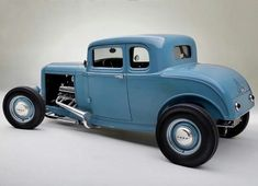 Mechanic Shop, Car Colors, Colours, 32 Ford, Kustom, Old Cars, Cars And Motorcycles, Hot Wheels, Muscle Cars