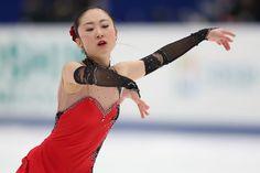 Mariko Kihara(JAPAN) : All-Japan Figure Skating Championships 2014