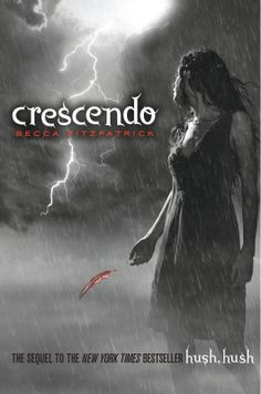 Reseña 'Crescendo' de Becca Fitzpatrick http://abrazandolibros.blogspot.com.ar/2014/01/resena-crescendo-becca-fitzpatrick.html