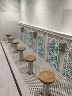 Wudu Masjid-E-Salaam Preston Mosque Architecture, Interior Architecture, Hardwood Floor Colors, Classic Baths, Islamic Decor, Beautiful Mosques, Prayer Room, Office Interior Design, House Design