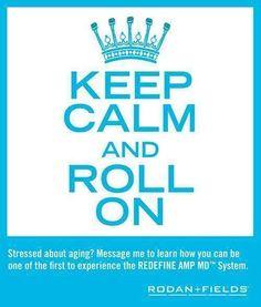 #RFSkinervention - Rodan and Fields Amp MD Roller Scassidy.myrandfmcom