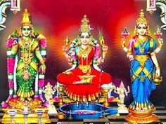 Hindu Goddess Pictures