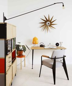 a selection of gorgeous modern lighting including work by jean prouve jean prouve pinterest. Black Bedroom Furniture Sets. Home Design Ideas