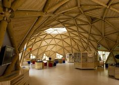 Geodesic Dome interiors  | Geodesic Dome House | Inhabitat - Sustainable Design Innovation, Eco ...