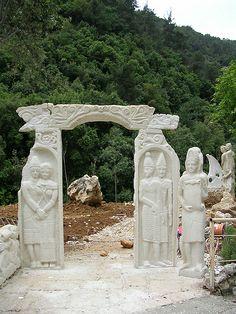 ˚Near Jeita Grotto - Lebanon