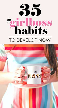 These 35 habits of insanely successful women will help you improve time management, create productive morning routines, and give you the confidence boost you need to succeed as a female in business | life tips for aspiring female entrepreneurs | This Is Your Your: 35 Habits of Successful Women to Develop This Year by former actuary and southern lifestyle blogger Stephanie Ziajka from Diary of a Debutante #girlboss #careertips