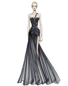 1000 images about the sketch gowns on pinterest sketches fashion