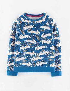 Woodland Animal Sweatshirt