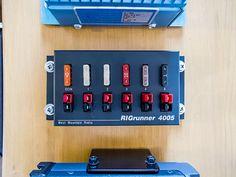 Building a VHF/UHF Go-Kit in a Ridgid Three-Tier wheeled tool box set. Ham Radio Kits, Tool Box On Wheels, Go Kit, John Wright, Evernote, Emergency Preparedness, Arduino, Usb Flash Drive, Building