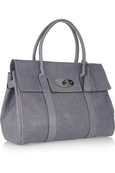 iconic British heritage with Mulberry's classic 'Bayswater' bag