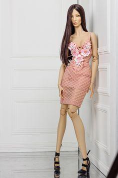 DeMuse Doll Stella. Pre-order at www.nigelchia.com