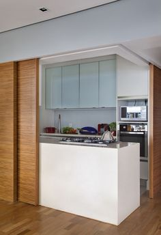 sliding doors for kitchen