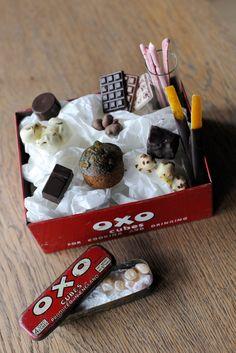Tom Aiken's post meal chocolate box