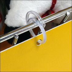 Split Ring'd Fender for Wire Fencing in Plush Toys Wire Fence, Retail Experience, Split Ring, Fencing, Plush, Pop, Rings, Color, Chain Link Fence