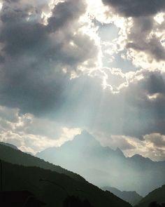 Clouds, Instagram, Outdoor, Italia, Outdoors, Outdoor Living, Garden, Cloud