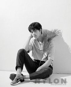 Woohyun (INFINITE)  NYLON