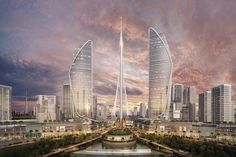 The government backed project will see the new tower rise even higher than the Burj Khalif...