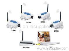 Decent Cctv Wireless Camera