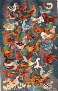 Sabra Saoud, Chickens, W22