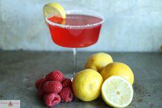 Raspberry Lemon Drop!