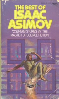 Isaac Asimov - The Best of Isaac Asimov (Doubleday science fiction)