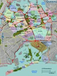 image result for colored map of new york city by sections and areas