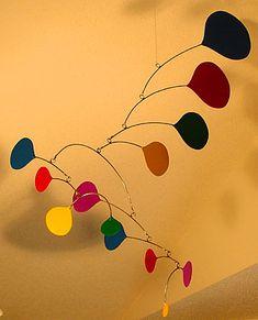 Alexander Calder Mobiles - Google Search