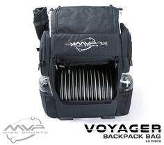 MVP Voyager Disc Golf Backpack
