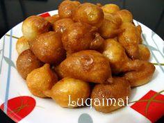 Luqaimat/ Saudi Arabian Sweet Dumplings ~ Kitchen Samraj!