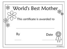 Mother's Day inspirations