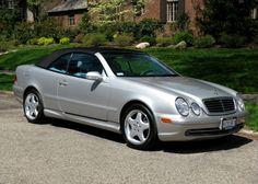 2003 Mercedes-Benz CLK 430 Convertible