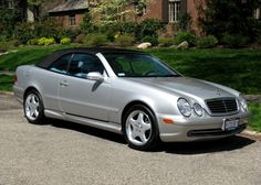 2003 Mercedes-Benz CLK 430 Convertible