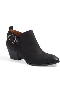 SARTO by Franco Sarto 'Garfield' Western Bootie (Women) available at #Nordstrom #Fall #NimbusGreyLeather