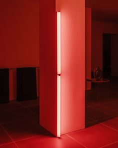 Dan Flavin is reinstalled at Calvin Klein for the first time since 1996