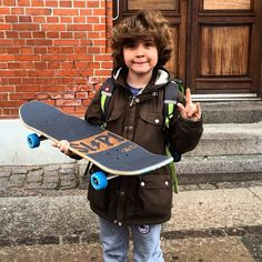 Young shredder stocked with his new SIPI LA MELAZA shape; hide the board  from your dad he's planning to shredding on it while you're at school... JAJAJA ENJOY!!! #sipigoods #craftedbyhand #skateboards #madelocal #bcn #artofradical #rideableart #artonwheels #skateboarding #skate #art #arte #illustration #design #fabrication #woodworking #streetsurfing #surf #goodtimes #goodvibes #copenhagen #lamelaza #California #Barcelona #PuertoRico