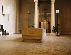 Sigurd Lewerentz - Chapel of Resurrection, Stockholm 1925 Nordic Classicism, Helsingborg, Classical Architecture, Stockholm, Design Inspiration, Construction, Building, Spaces, Home Decor